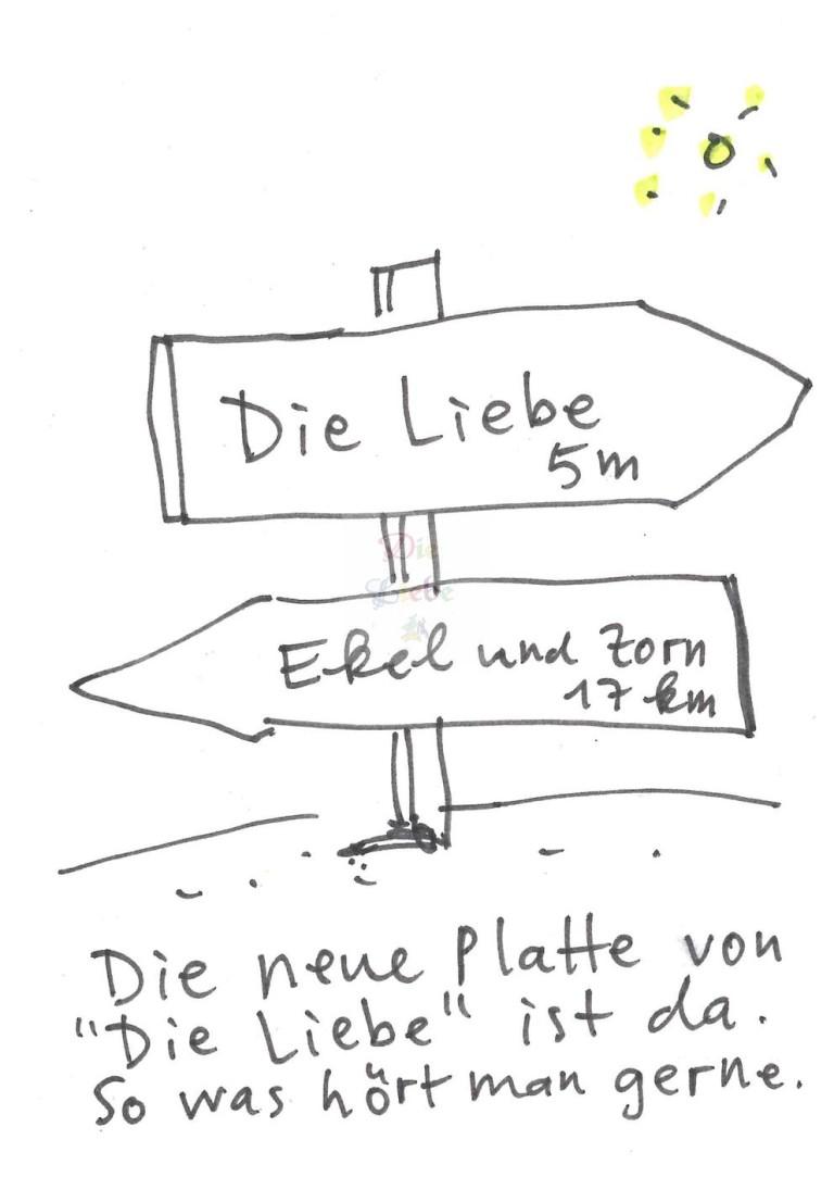 Schilderaufsteller: Günther Willen